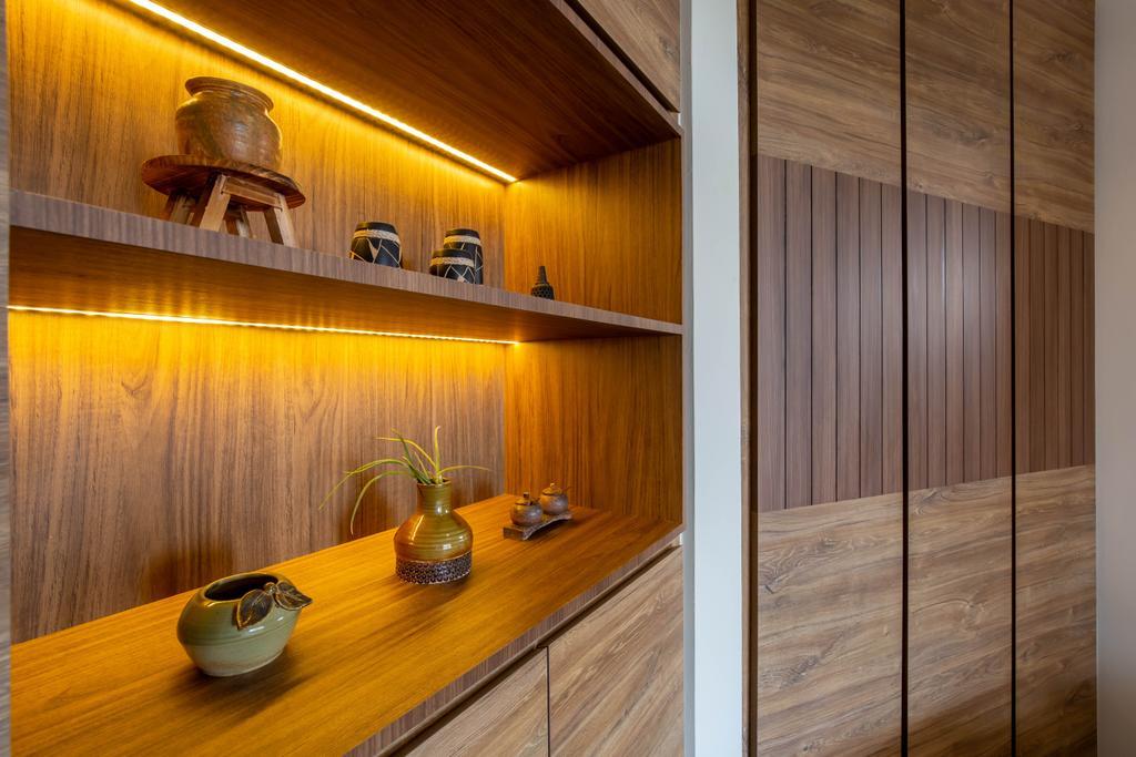 Contemporary, Condo, Bedroom, Bayshore Park, Interior Designer, Inizio Atelier, Scandinavian