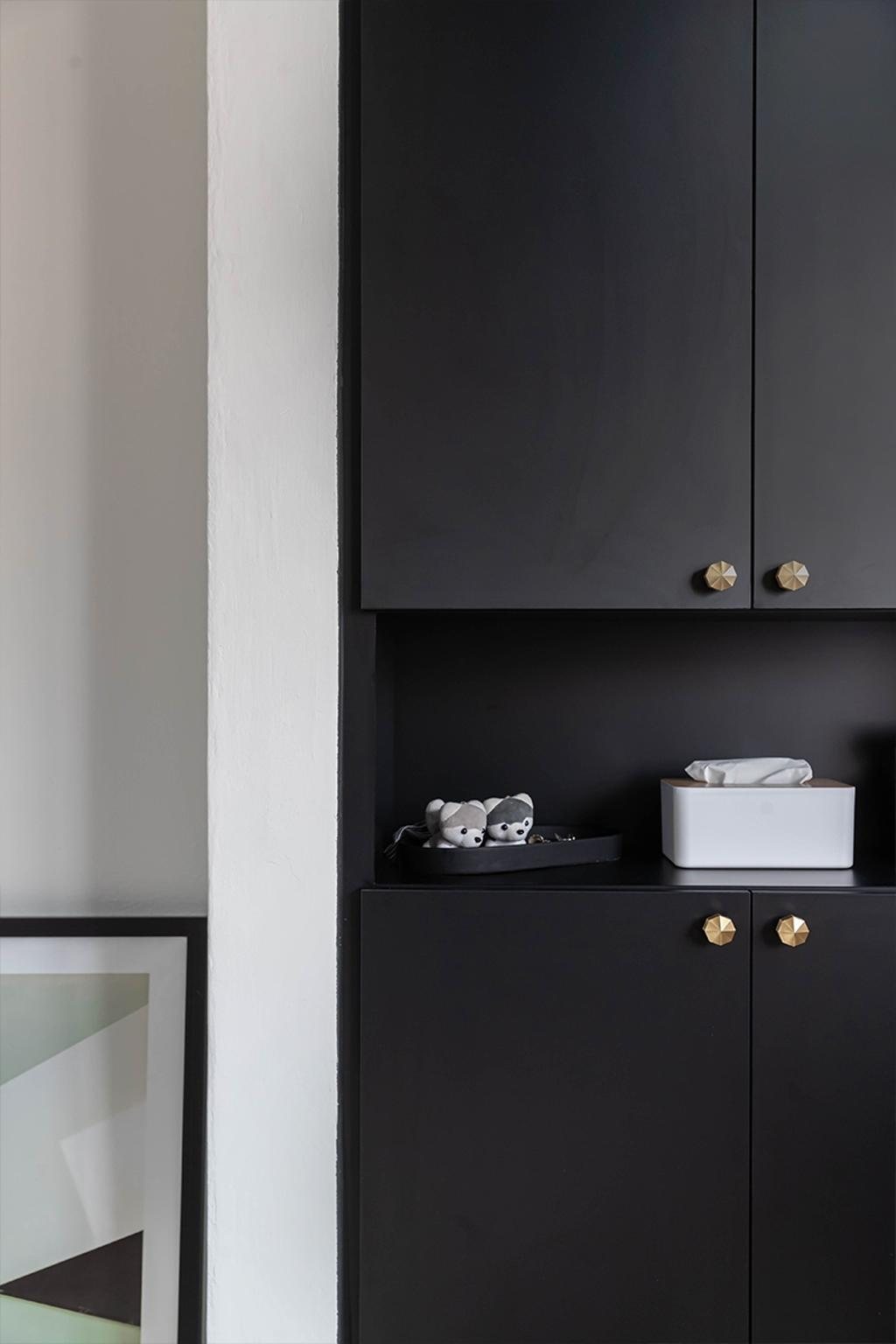 Modern, HDB, Living Room, Serangoon North Avenue 4, Interior Designer, ARK-hitecture, Contemporary
