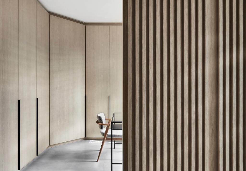 Minimalistic, Condo, Dining Room, The Princeton, Interior Designer, Para.graph