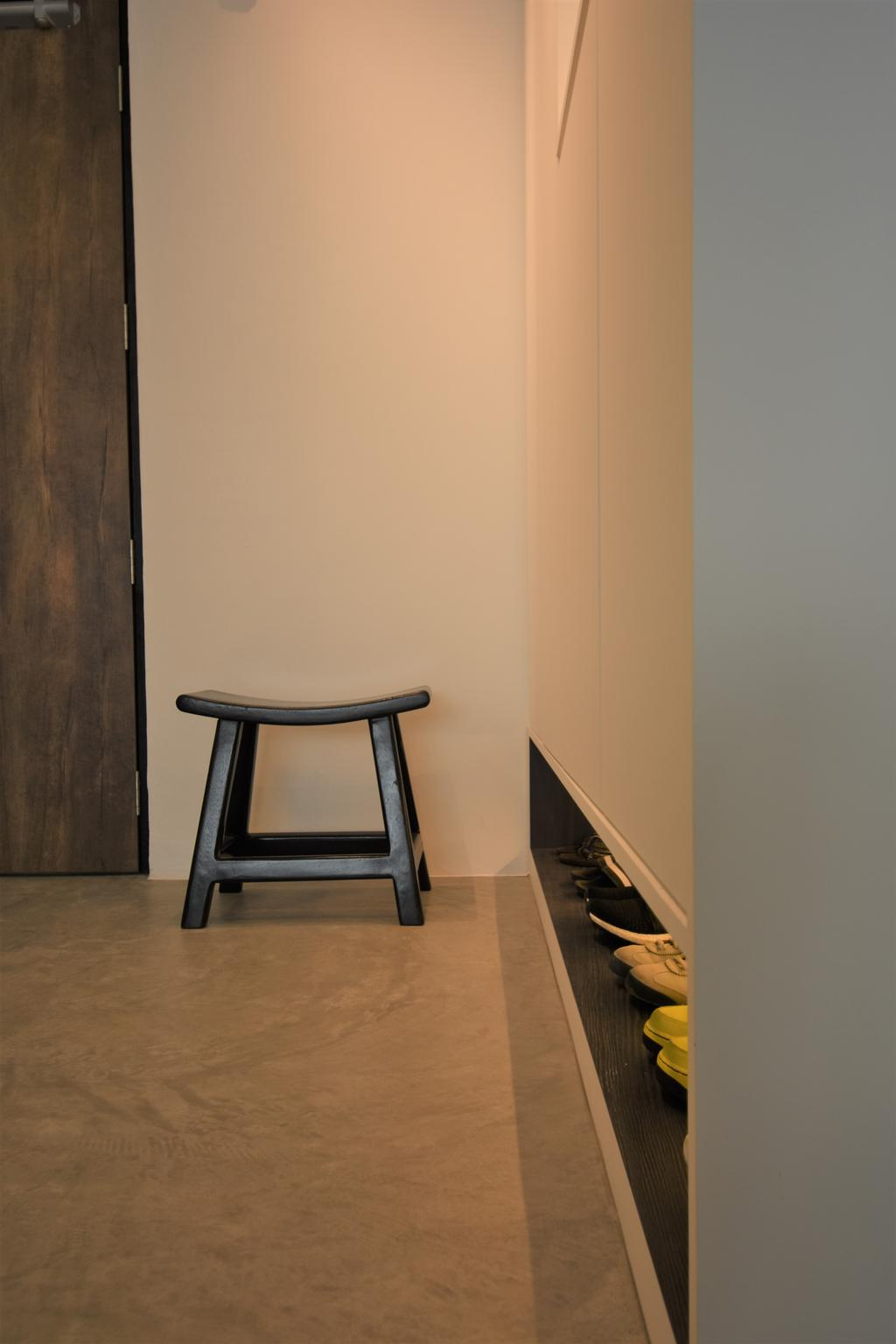 Contemporary, HDB, Woodlands Street 41, Interior Designer, Brown Studio Interior Design