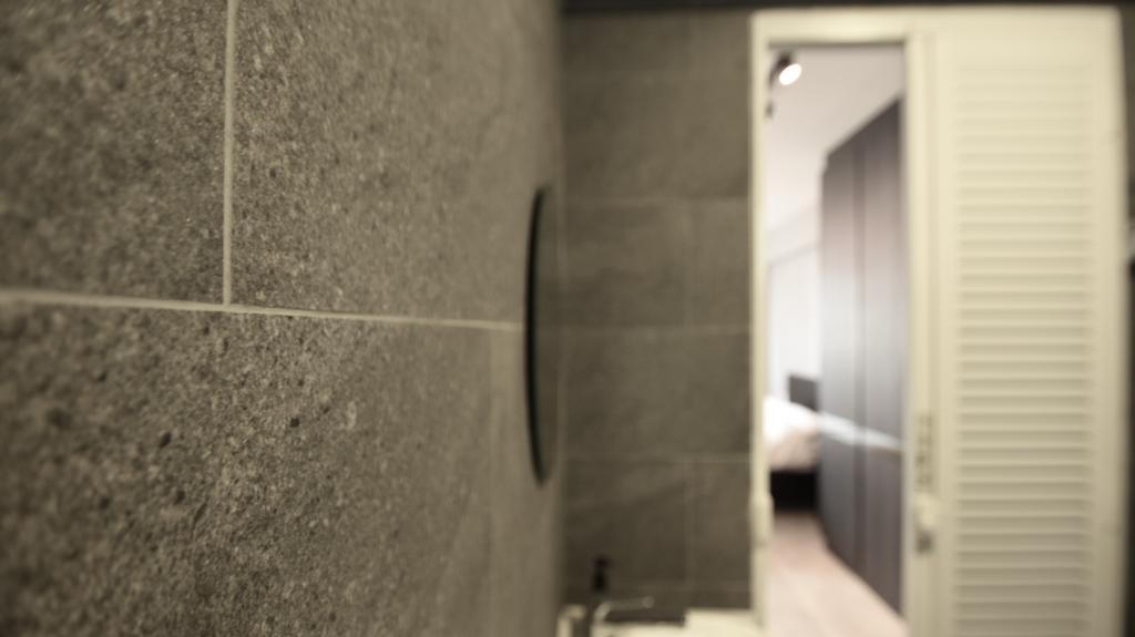 Contemporary, HDB, Kitchen, Woodlands Street 41, Interior Designer, Brown Studio Interior Design