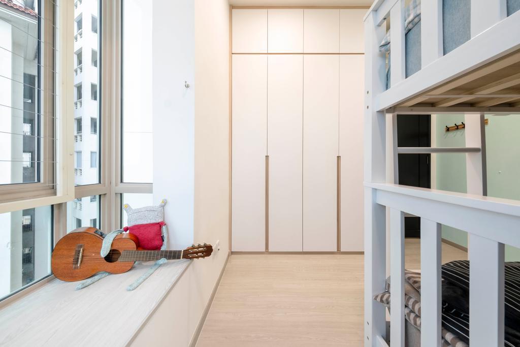 Scandinavian, Condo, Study, Costa Rhu, Interior Designer, Starry Homestead