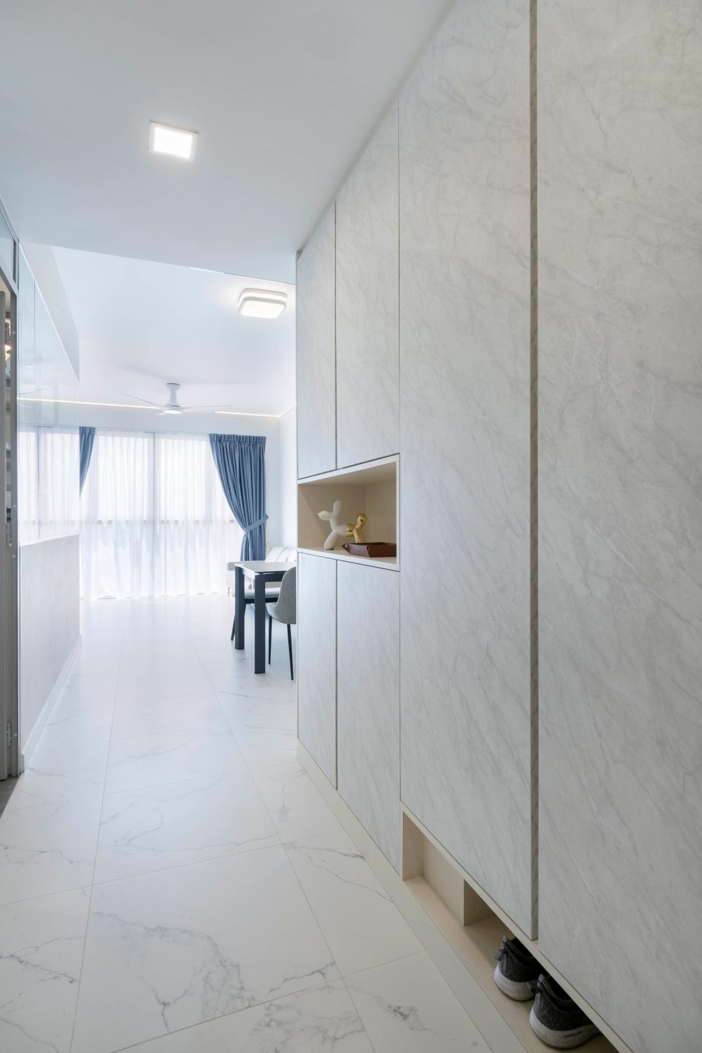 Modern, Condo, Living Room, Citylights, Interior Designer, Starry Homestead