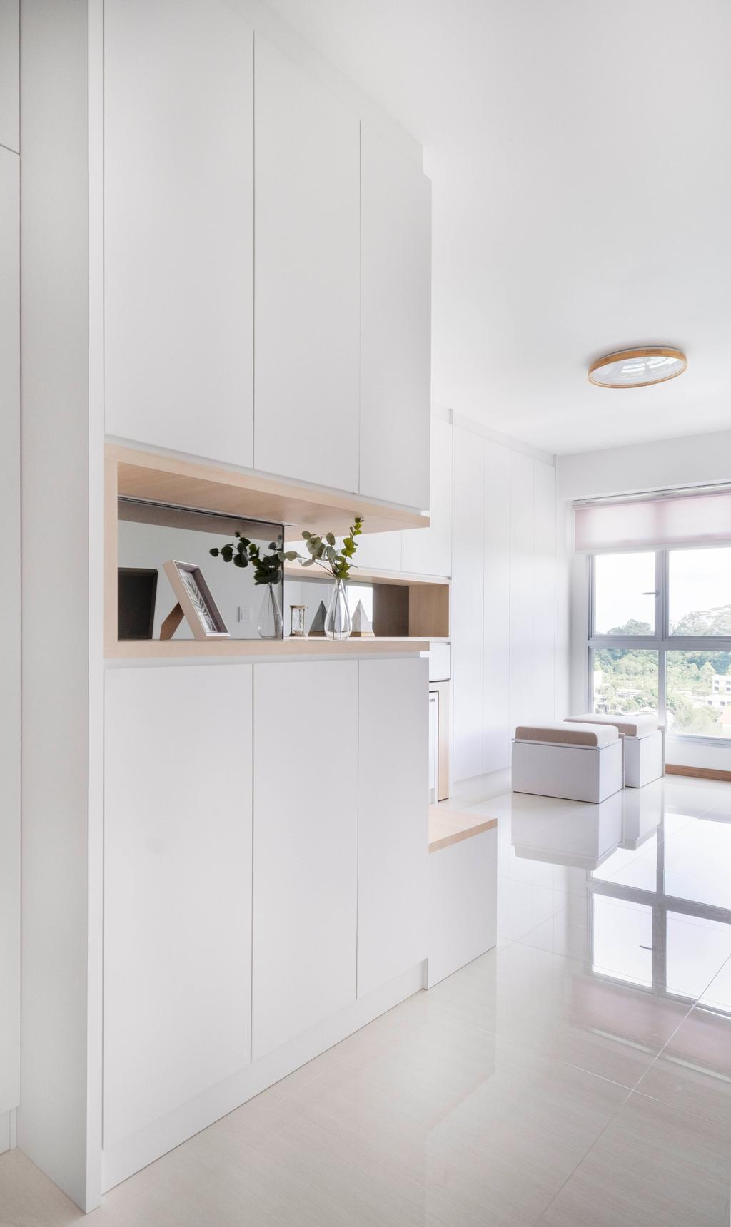 Scandinavian, HDB, Living Room, Northshore Drive, Interior Designer, Starry Homestead, Minimalistic