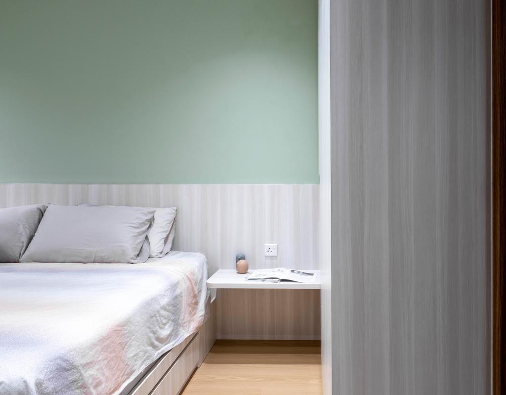 Scandinavian, HDB, Bedroom, Bukit Batok Street 41, Interior Designer, Starry Homestead