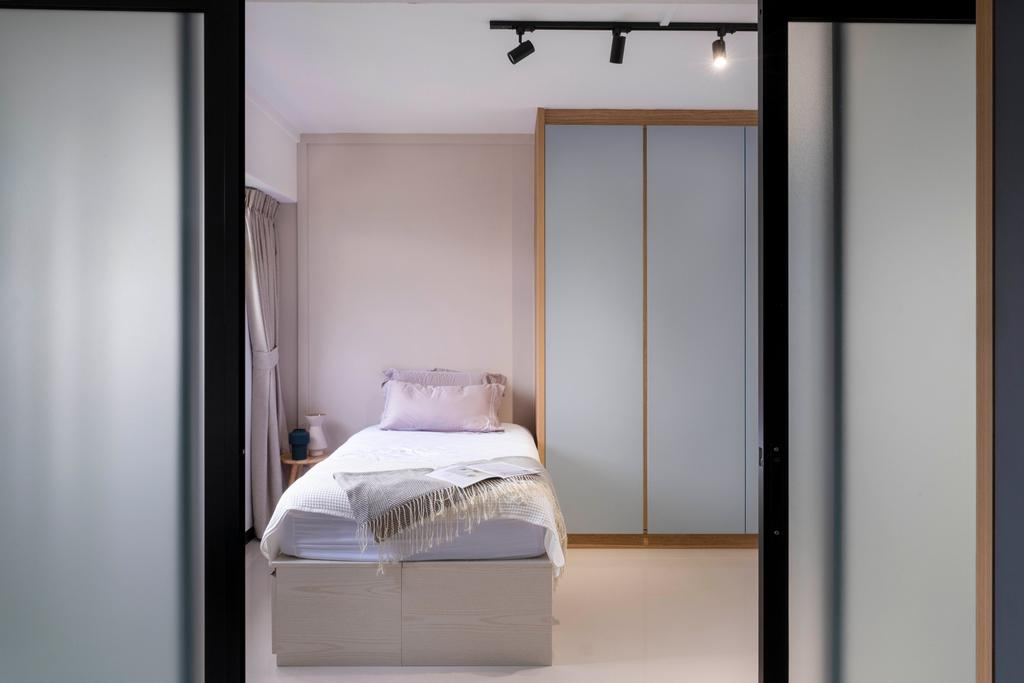 Modern, HDB, Bedroom, Boon Tiong Road, Interior Designer, Starry Homestead, Eclectic