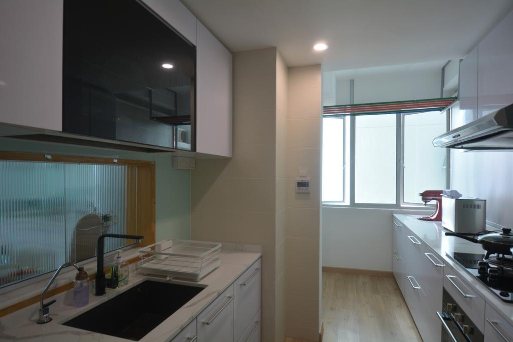Modern, Condo, Kitchen, Hillview Crescent, Interior Designer, Brown Studio Interior Design, Scandinavian