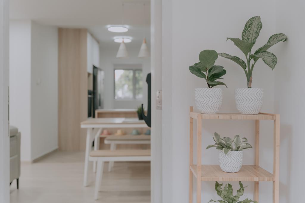 Minimalistic, HDB, Dining Room, Serangoon Central, Interior Designer, Key Concept