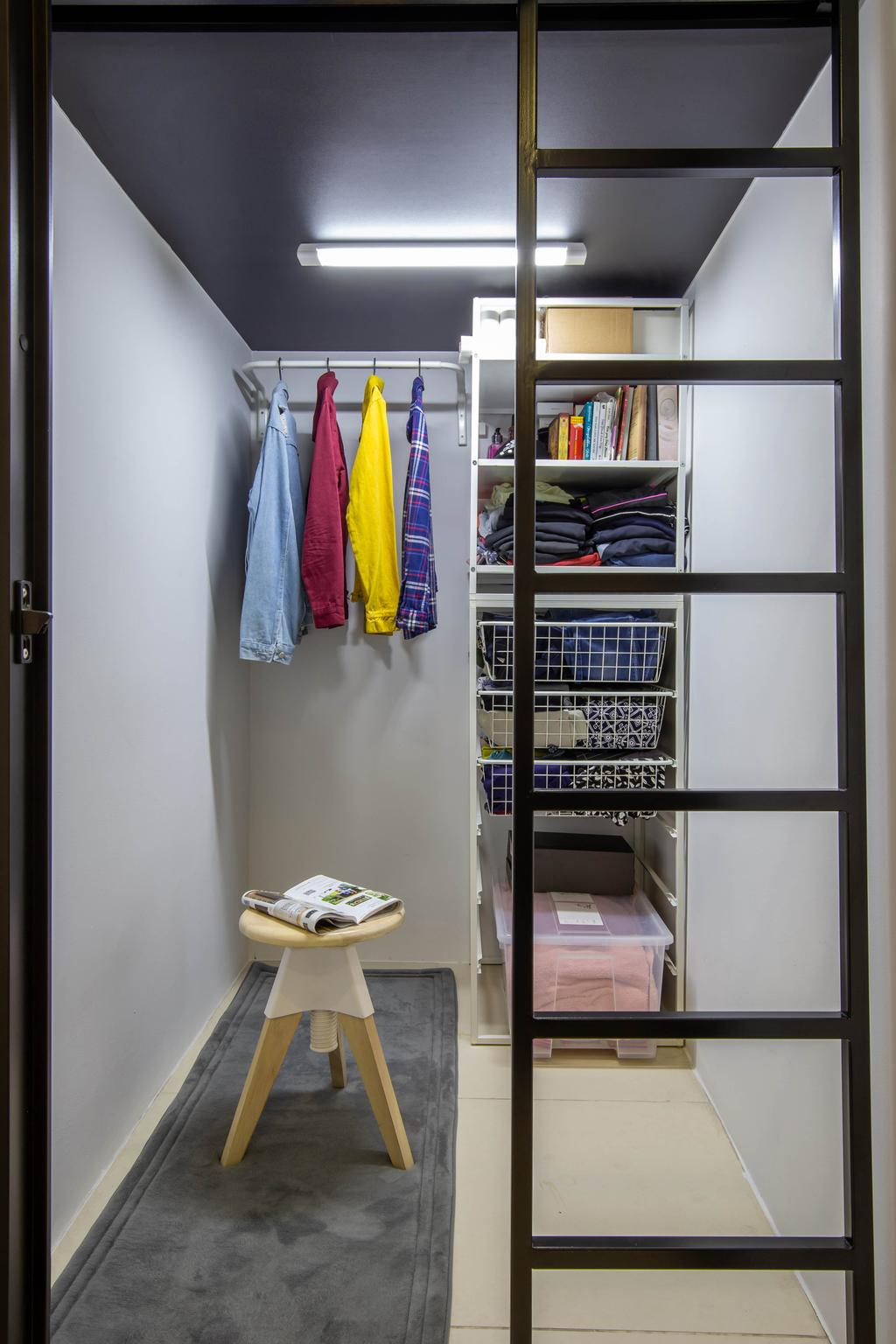 Modern, Condo, Bedroom, The Arte, Interior Designer, The Design Practice, Contemporary