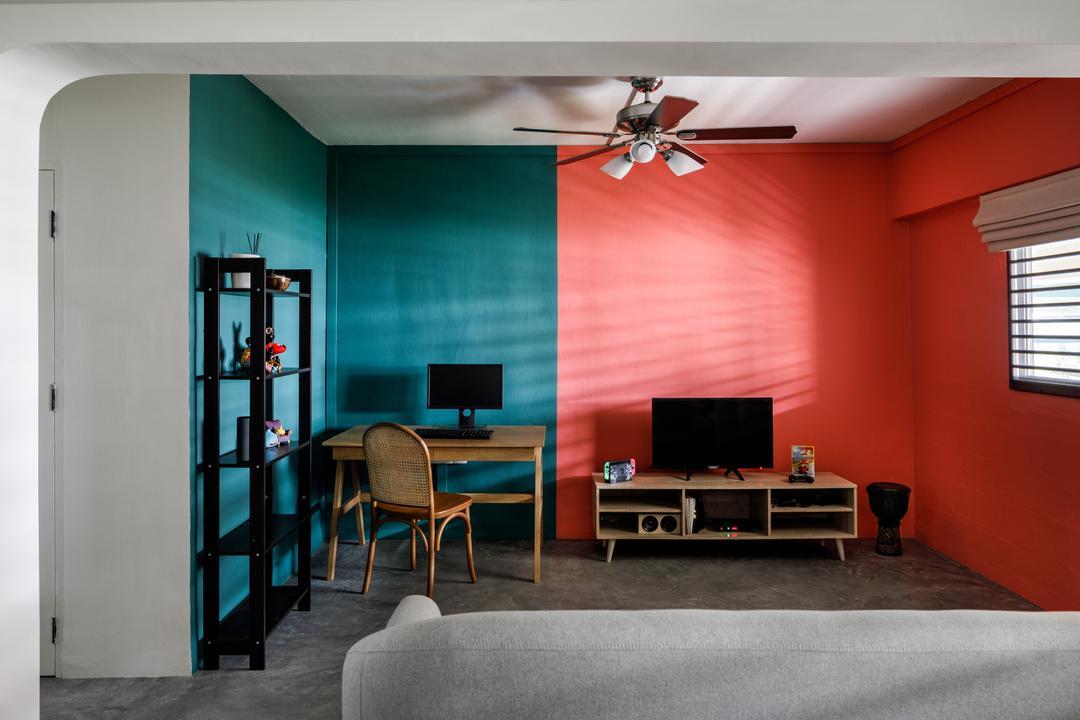 Telok Blangah Living Room Interior Design 7