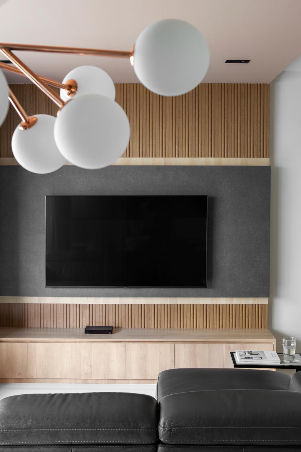 Modern, Condo, Living Room, The Gale, Interior Designer, Salt Studio, Contemporary