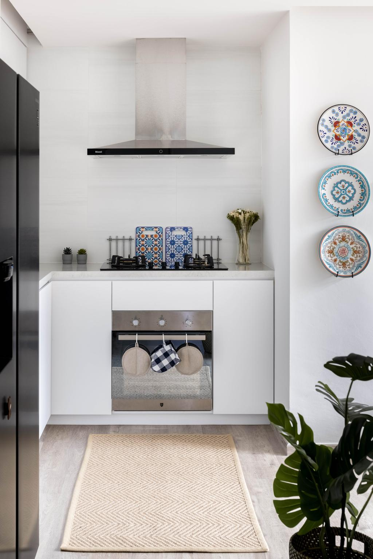 Contemporary, HDB, Kitchen, Choa Chu Kang, Interior Designer, Salt Studio