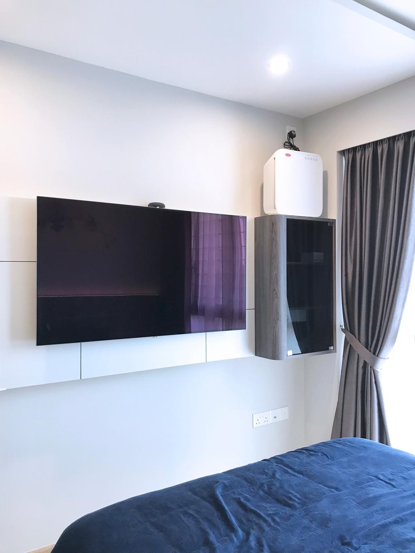 Modern, Condo, Bedroom, Parc Life, Interior Designer, Sky Creation Asia
