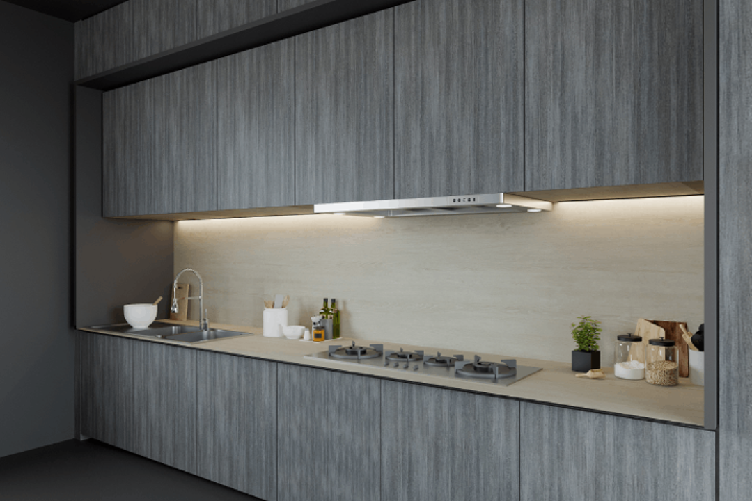 Formica antimicrobial laminate surfaces