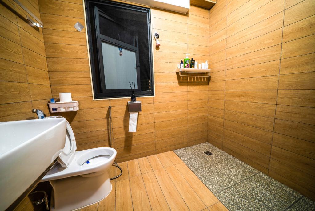 Contemporary, HDB, Bathroom, Clementi Avenue 3, Interior Designer, Truehope Interior Design