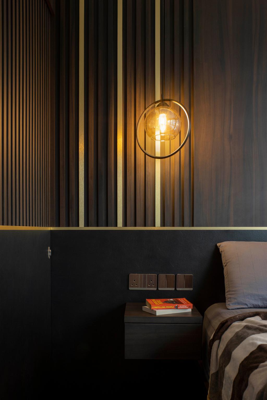 Scandinavian, Condo, Bedroom, Northwave, Interior Designer, Fifth Avenue Interior, Contemporary