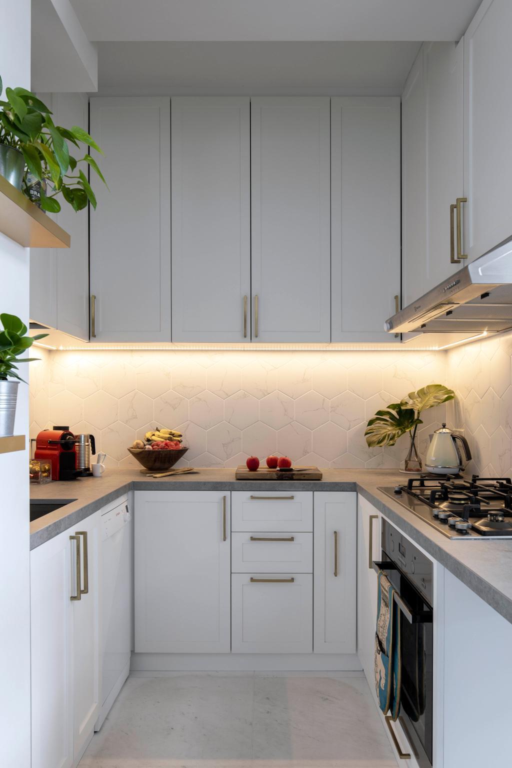 Eclectic, Condo, Kitchen, Versilia on Haig, Interior Designer, Home Philosophy