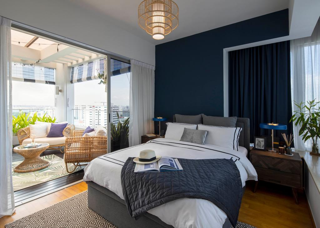 Eclectic, Condo, Bedroom, Versilia on Haig, Interior Designer, Home Philosophy