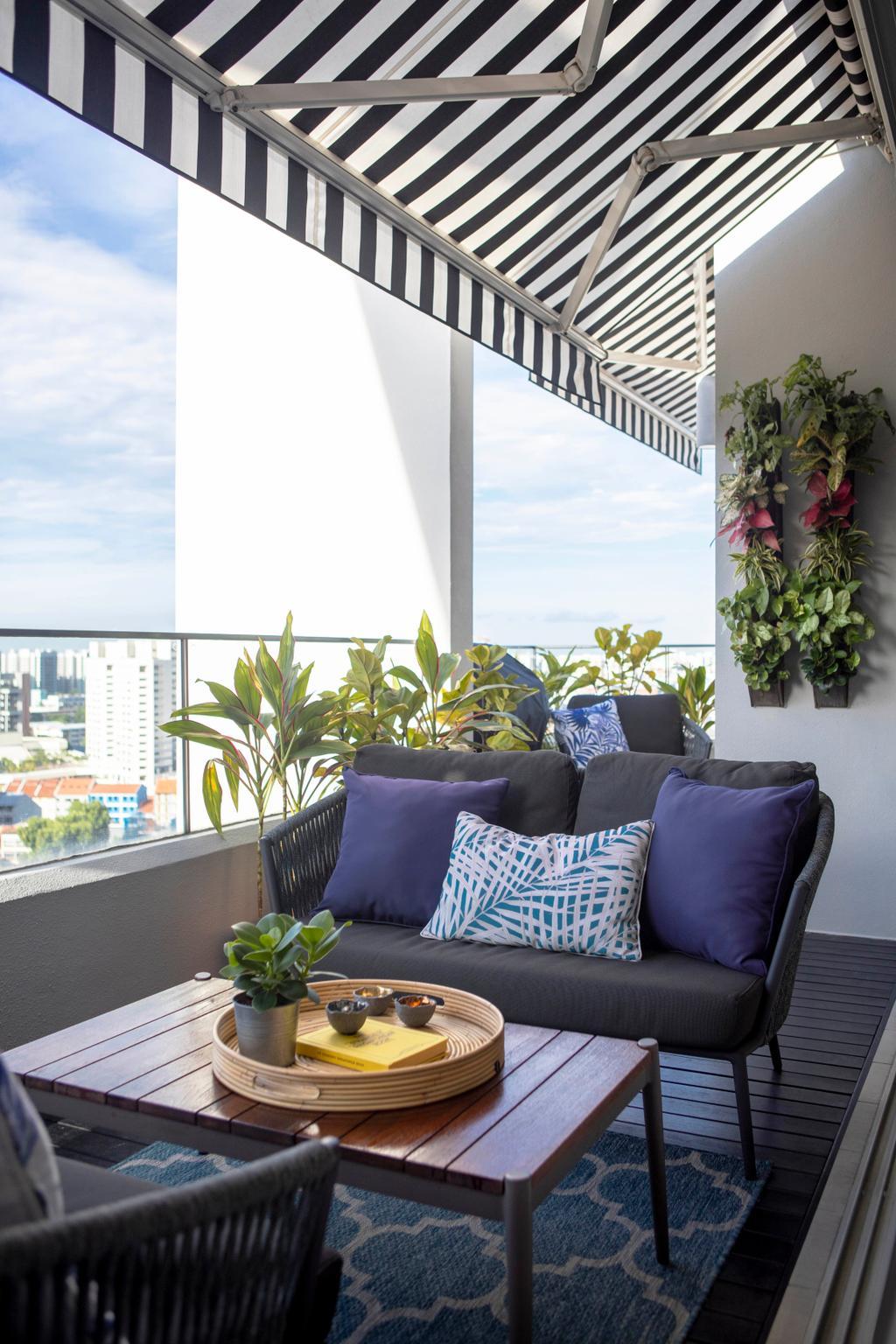 Eclectic, Condo, Balcony, Versilia on Haig, Interior Designer, Home Philosophy