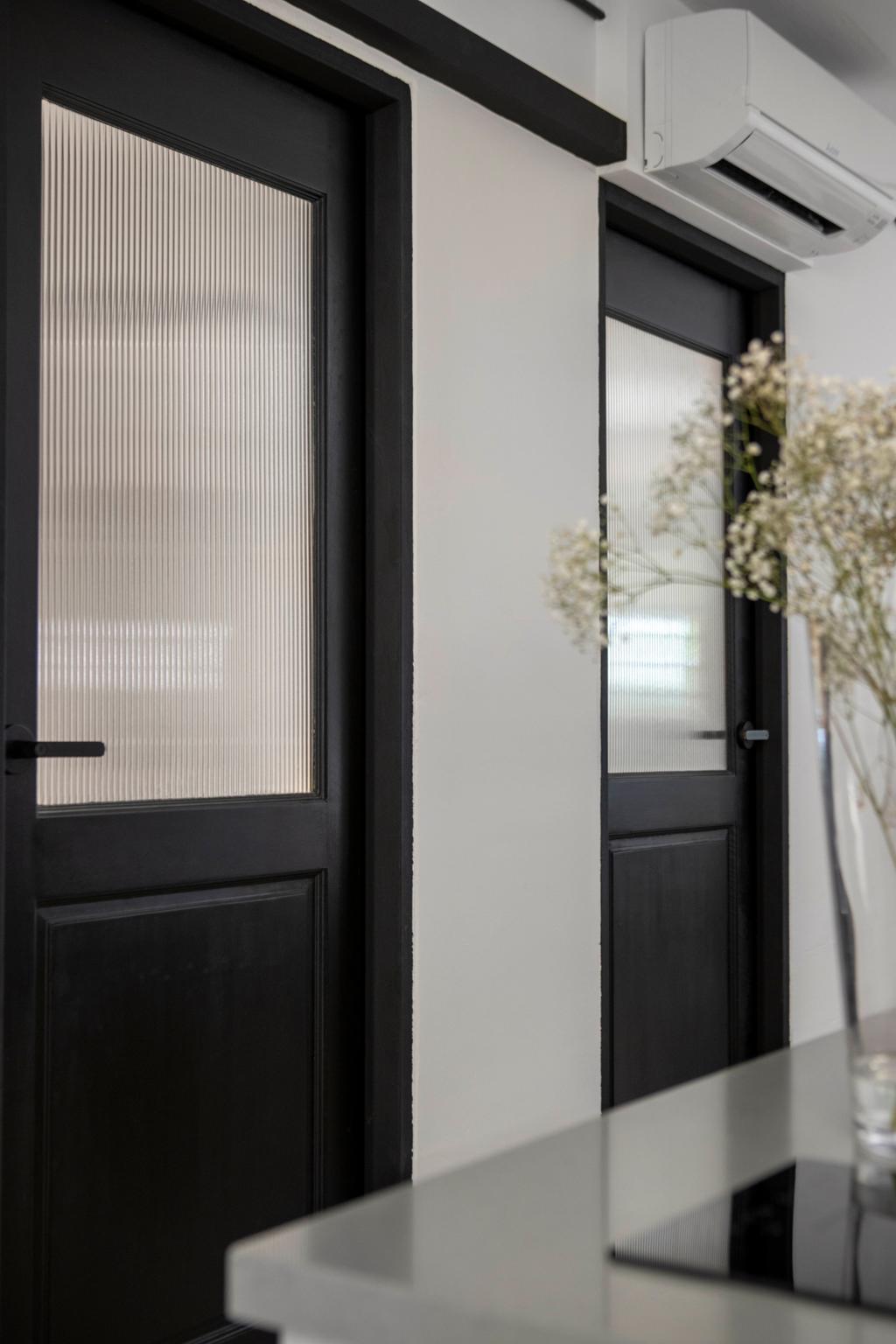 Industrial, HDB, Serangoon Avenue 2, Interior Designer, Ascend Design, Retro