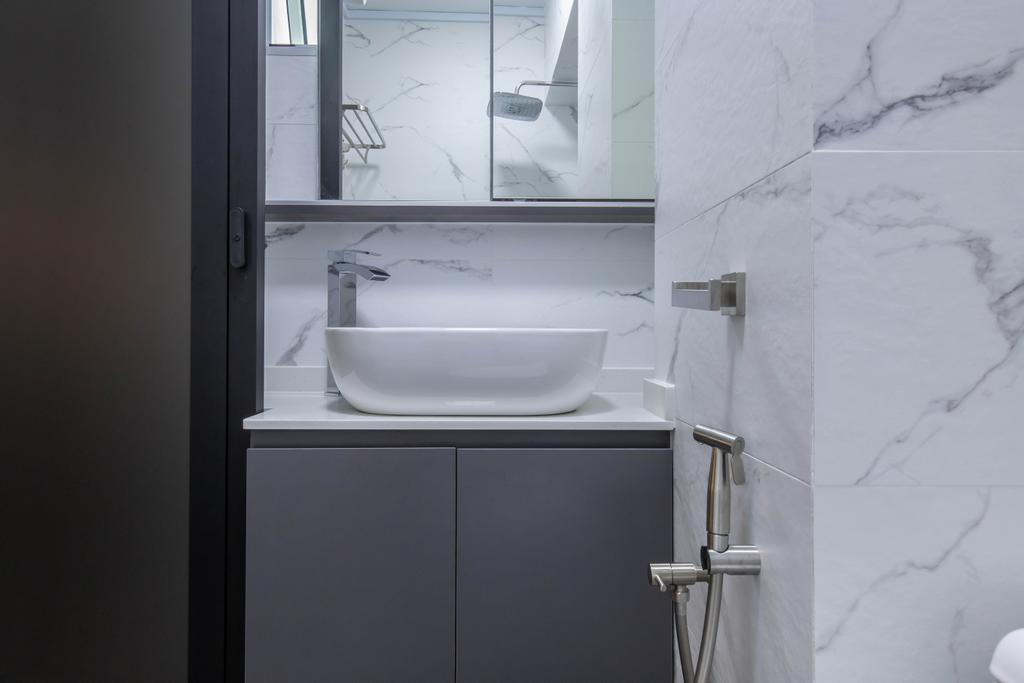 Contemporary, HDB, Choa Chu Kang Avenue 4, Interior Designer, J Design & Build
