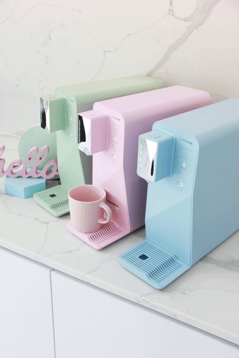 slim mini alkaline water dispenser Livingcare