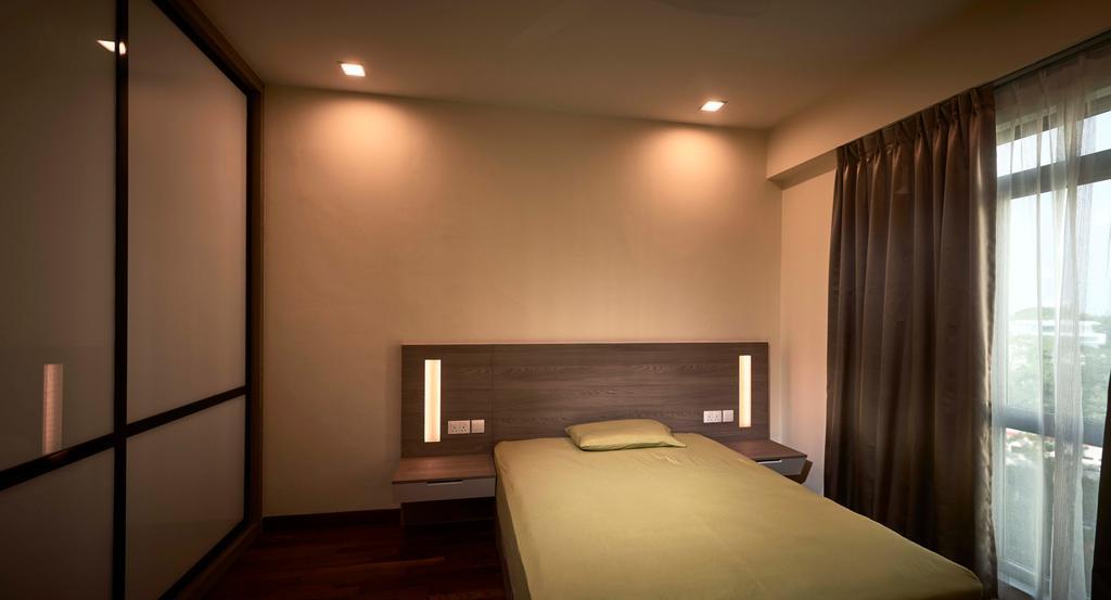 Contemporary, Condo, Bedroom, Aspen Heights, Interior Designer, R+R Design Studio