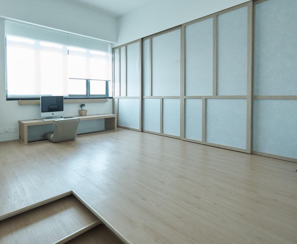 Contemporary, Condo, Bedroom, Mirage Tower, Interior Designer, R+R Design Studio