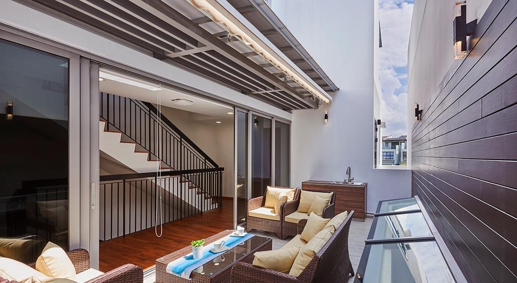 Contemporary, Landed, Living Room, Springside Avenue, Interior Designer, R+R Design Studio