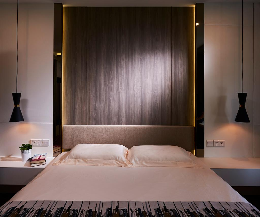 Contemporary, Landed, Bedroom, Springside Avenue, Interior Designer, R+R Design Studio