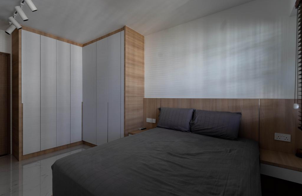 Contemporary, HDB, Bedroom, Bedok North Road, Interior Designer, Yang's Inspiration Design