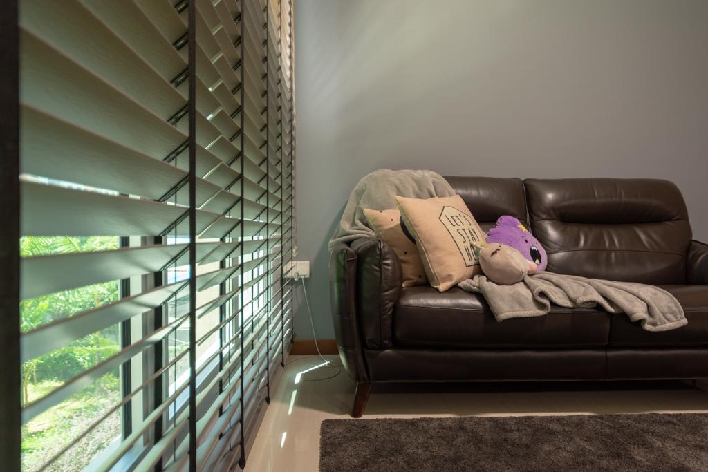 Modern, HDB, Living Room, Canberra Street, Interior Designer, Brown Studio Interior Design, Contemporary