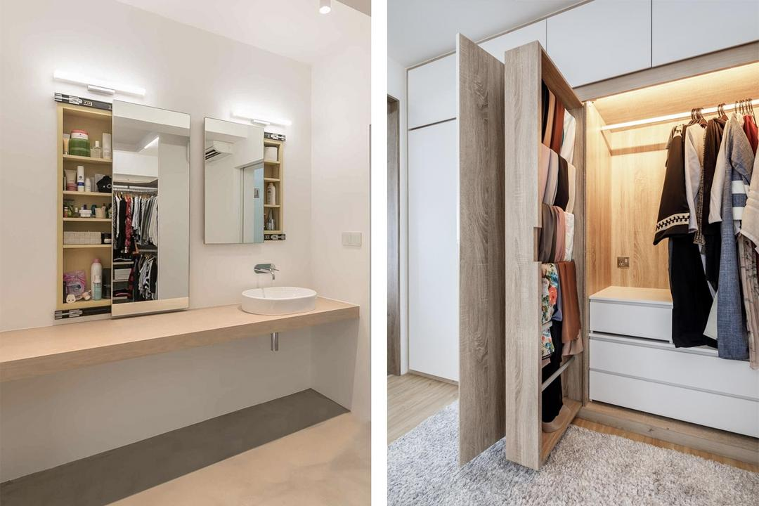 How to Get a Neat HDB Flat in 2021: Try These Storage Ideas! 20