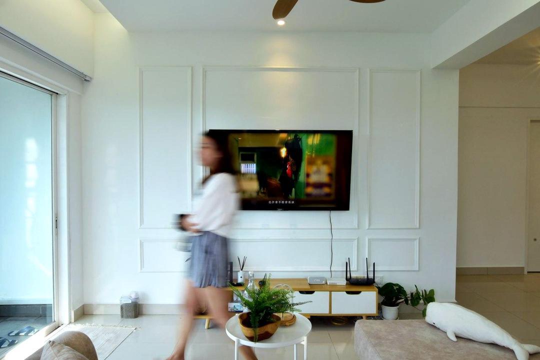 Puchong, Selangor, JRC ID CONTRACT, Apartment