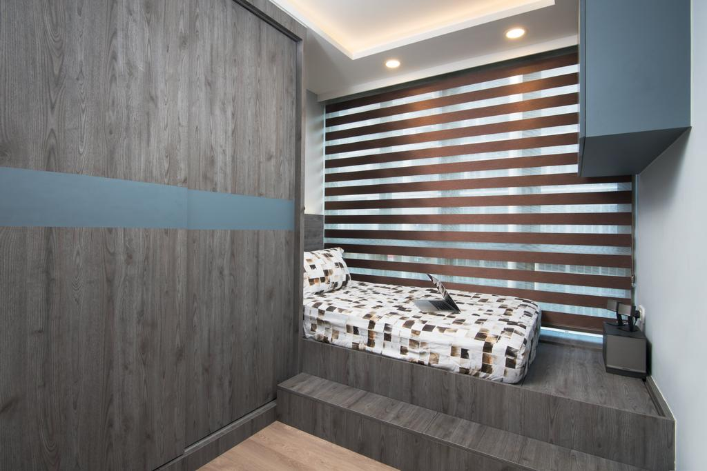 Modern, Condo, Bedroom, Sol Acres, Interior Designer, New Age Interior