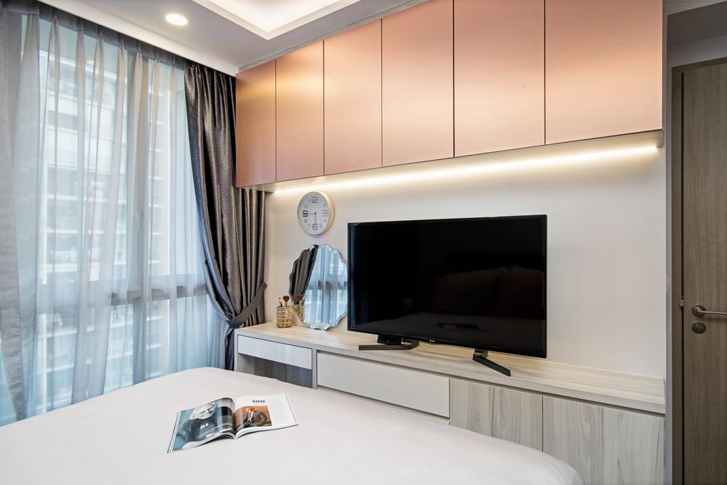 Modern, Condo, Study, Sol Acres, Interior Designer, New Age Interior