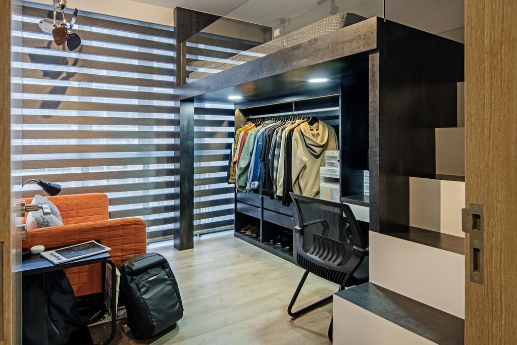 Modern, Condo, Sol Acres, Interior Designer, New Age Interior