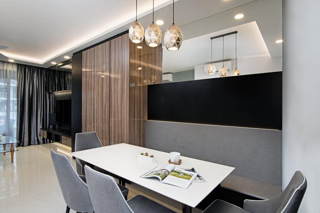 Modern, Condo, Living Room, Sol Acres, Interior Designer, New Age Interior