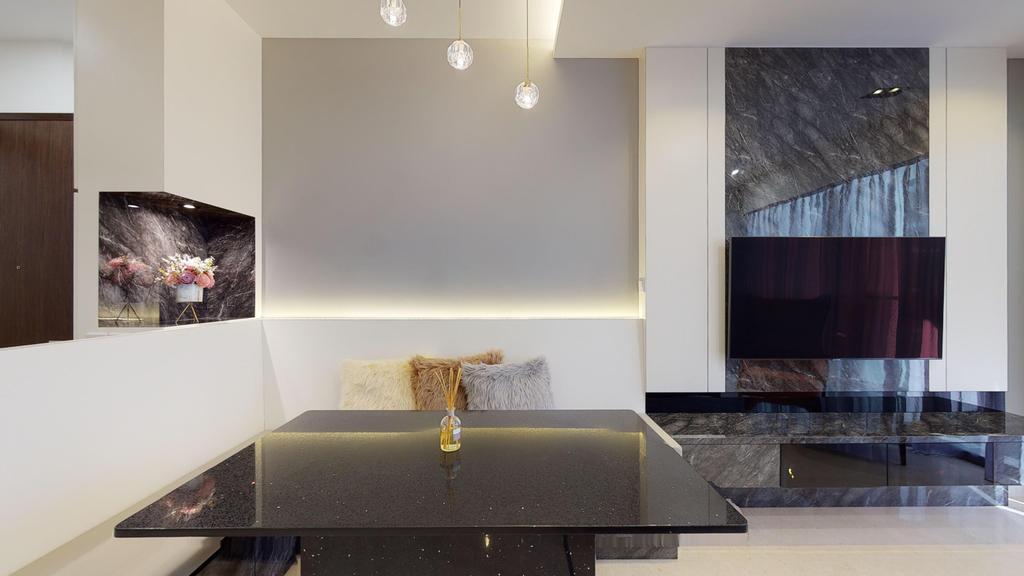 Contemporary, Condo, The Boutique, Interior Designer, New Age Interior