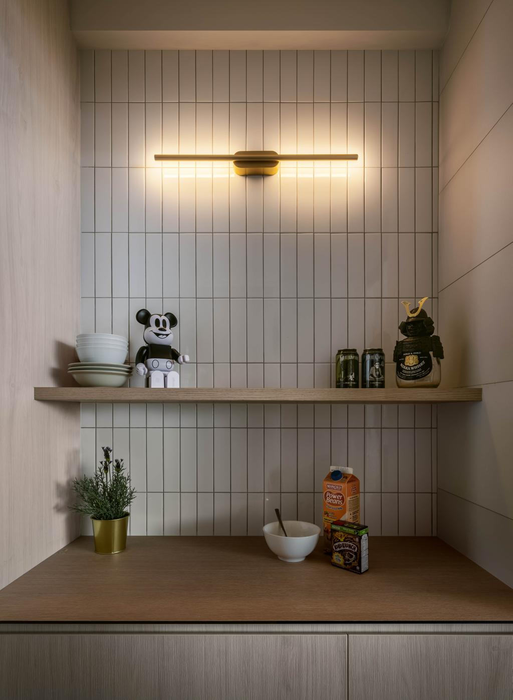 Modern, HDB, Kitchen, Bishan Street 12, Interior Designer, Ethereall