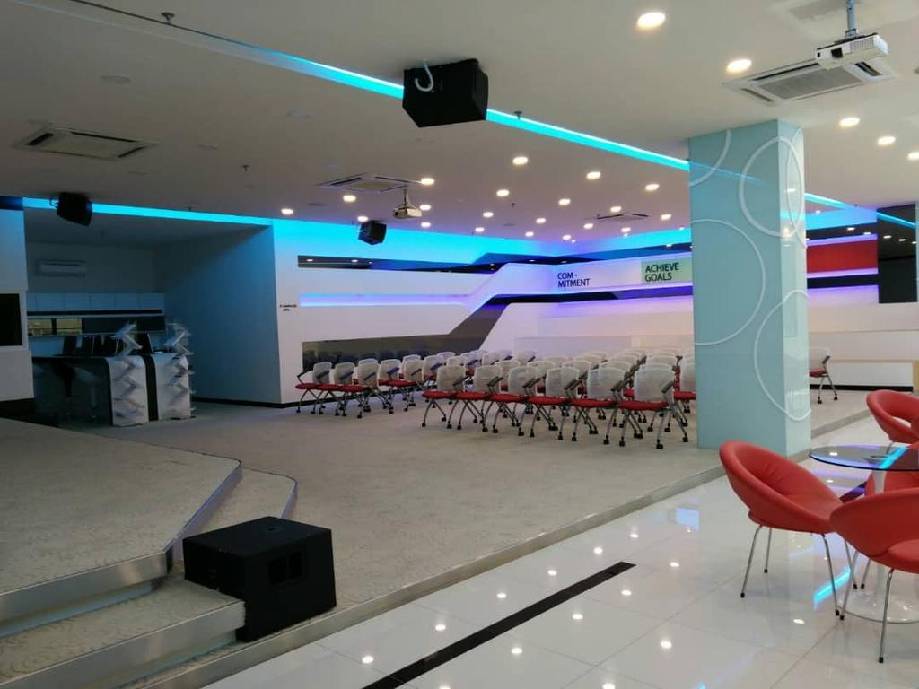 Allianz Century Pioneer, Damansara Perdana, Commercial, Interior Designer, KSJ Interiors & Reno Sdn Bhd, Industrial, Modern