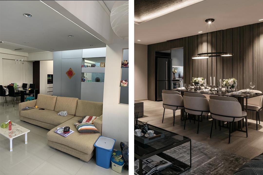 bukit panjang 5-room HDB flat renovation 21