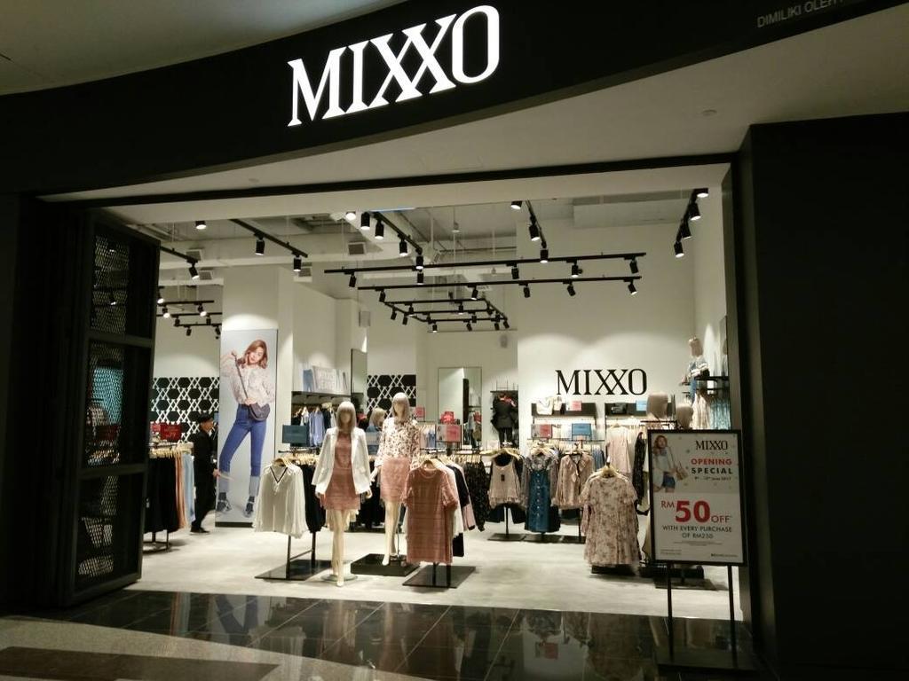 Mixxo , Paradigm Mall JB, Commercial, Interior Designer, KSJ Interiors & Reno Sdn Bhd, Modern, Contemporary