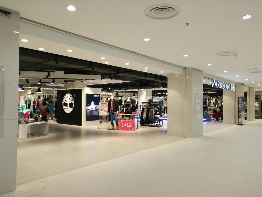 Timberland, Paradigm Mall JB, Commercial, Interior Designer, KSJ Interiors & Reno Sdn Bhd, Modern, Minimalistic