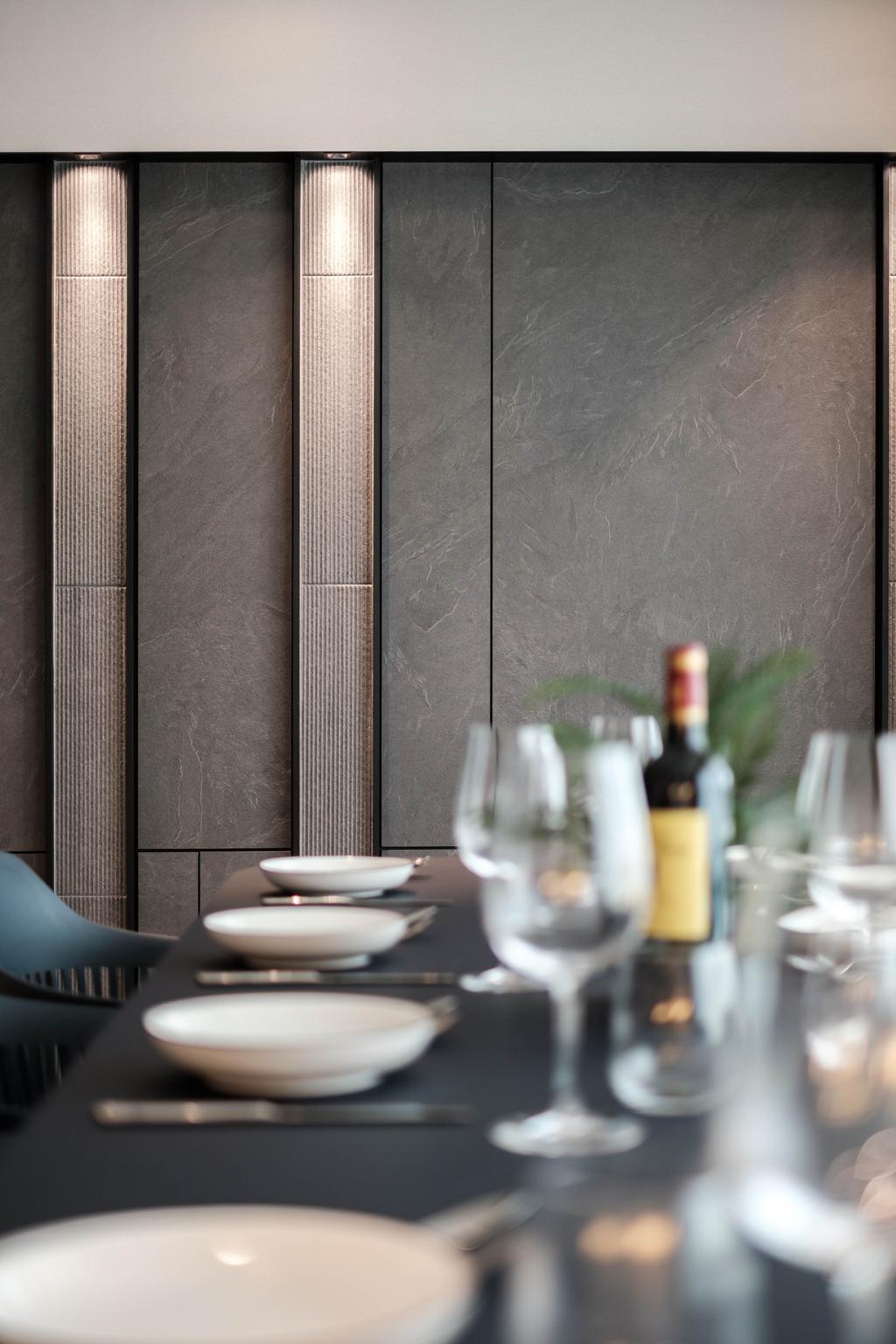Modern, HDB, Dining Room, Sumang Lane, Interior Designer, HOFT, Contemporary