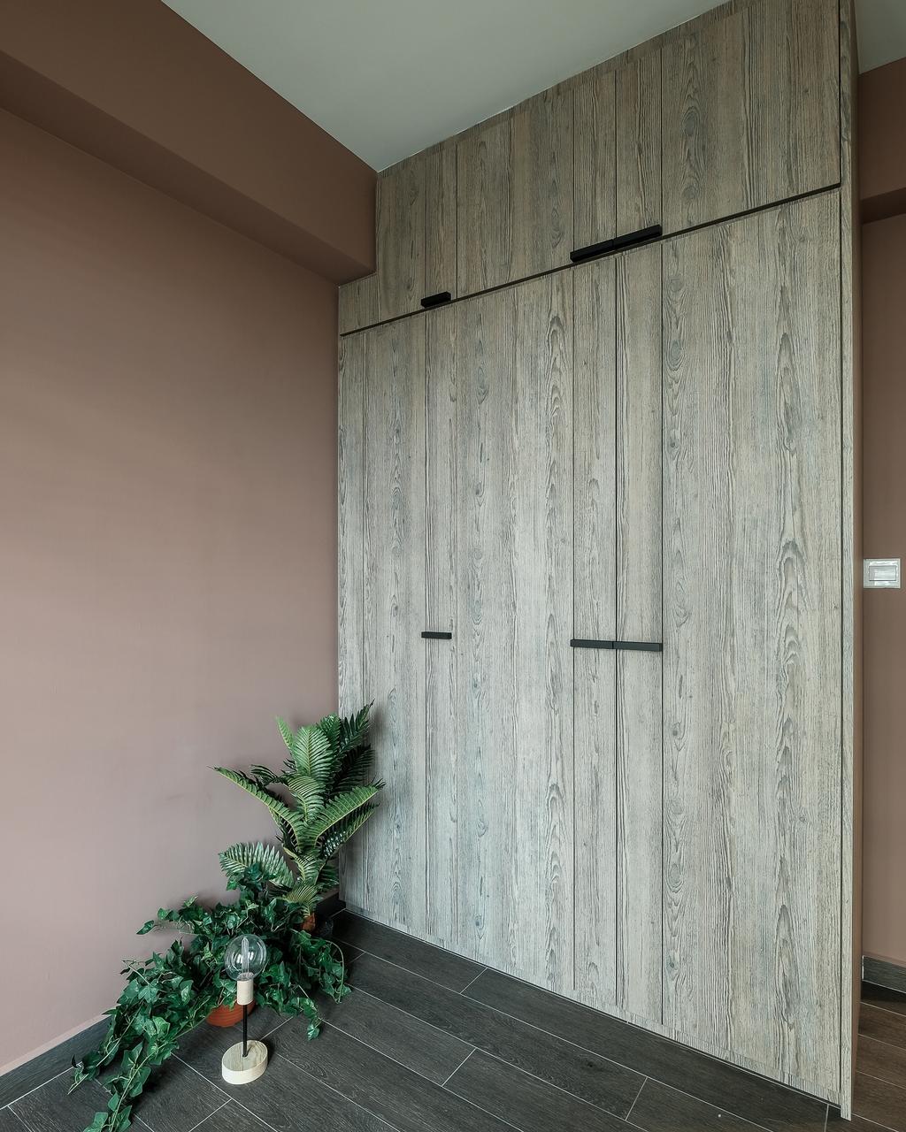 Contemporary, HDB, Bidadari Park Drive, Interior Designer, HOFT