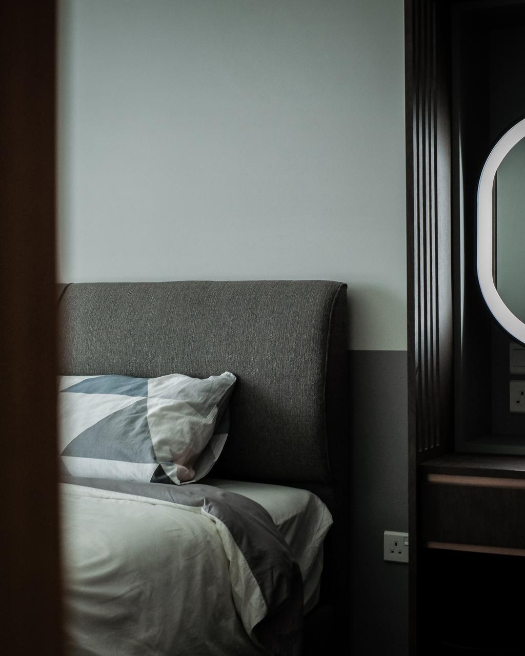 Contemporary, HDB, Bedroom, Bidadari Park Drive, Interior Designer, HOFT