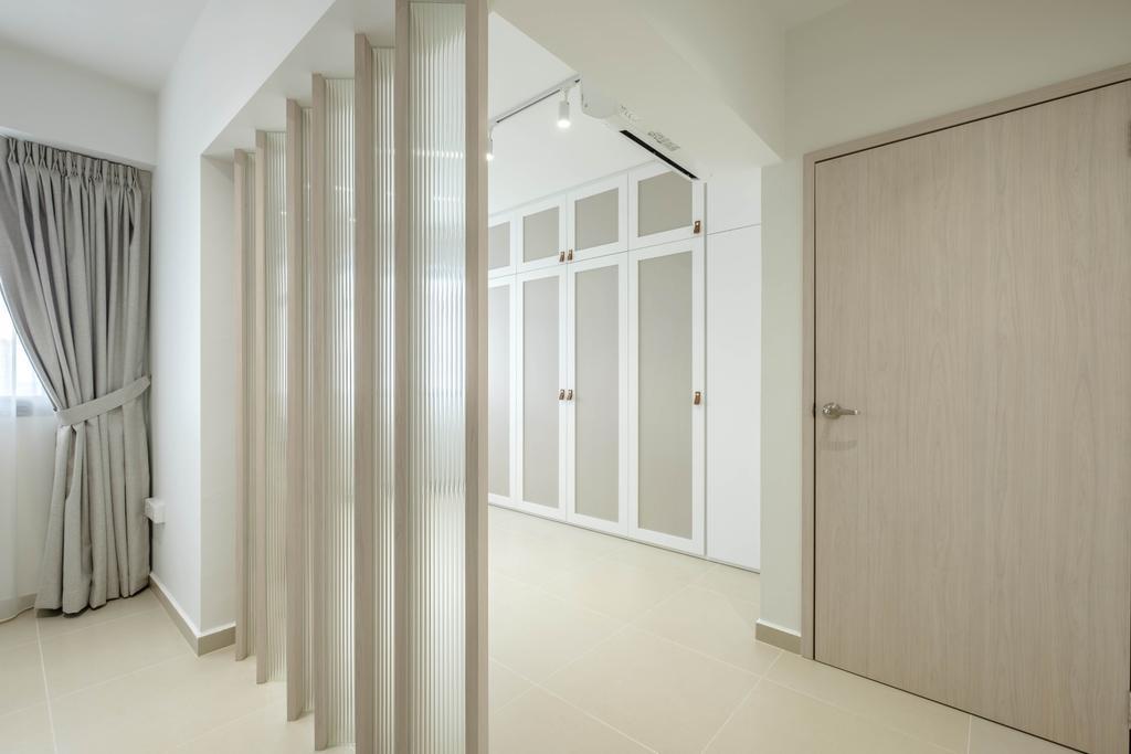 Modern, HDB, Bedroom, Sengkang West Way, Interior Designer, HOFT