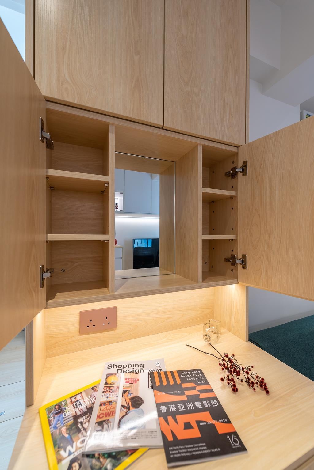 簡約, 私家樓, 客廳, 華寶大廈, 室內設計師, Deco Farmer Studio