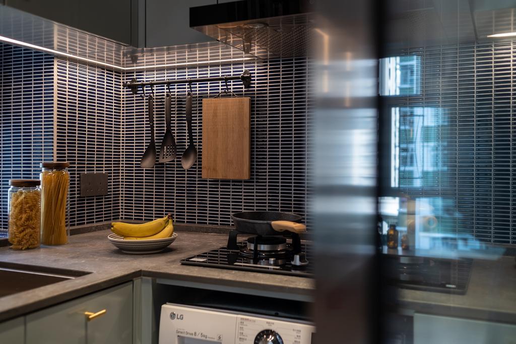 簡約, 私家樓, 廚房, 南豐新邨, 室內設計師, Deco Farmer Studio